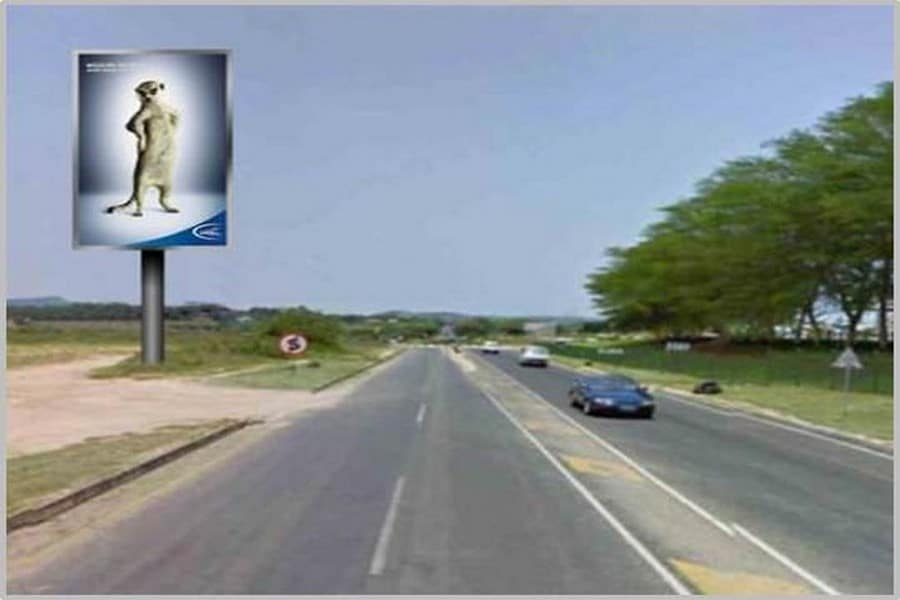 R536 opposite Blue Haze Mall in Hazyview