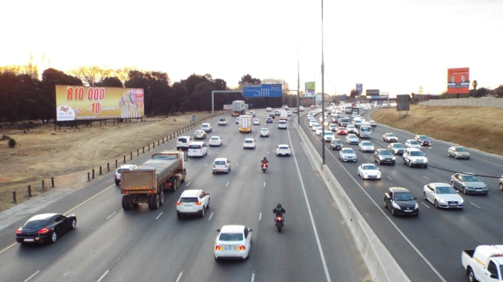 Bedfordview, N3 Highway