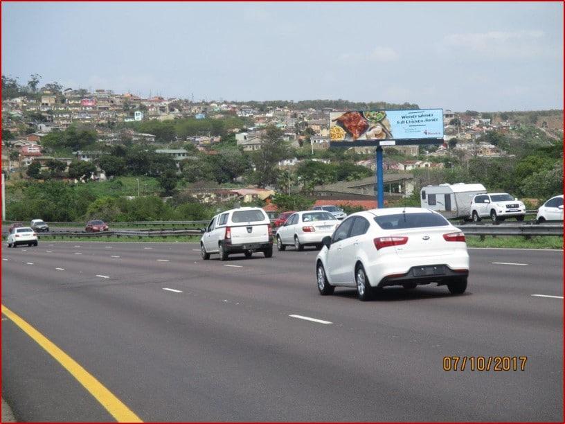 N2 Durban, Chesterville