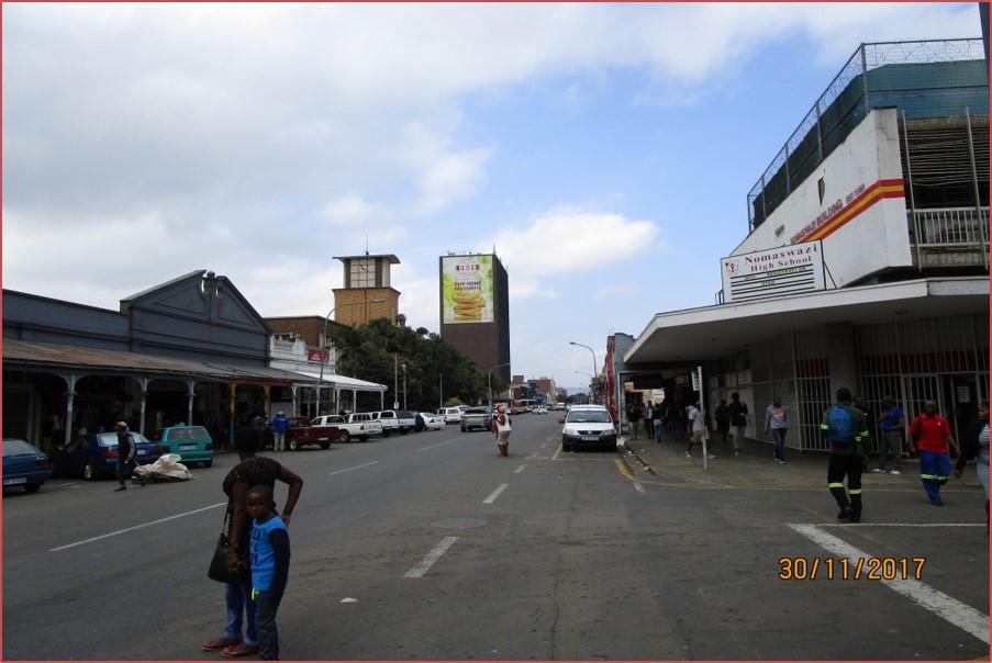 Pietermaritzburg CBD (B)