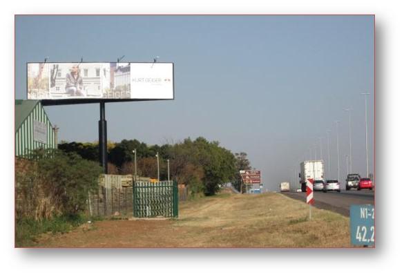 N1 Highway, Pretoria